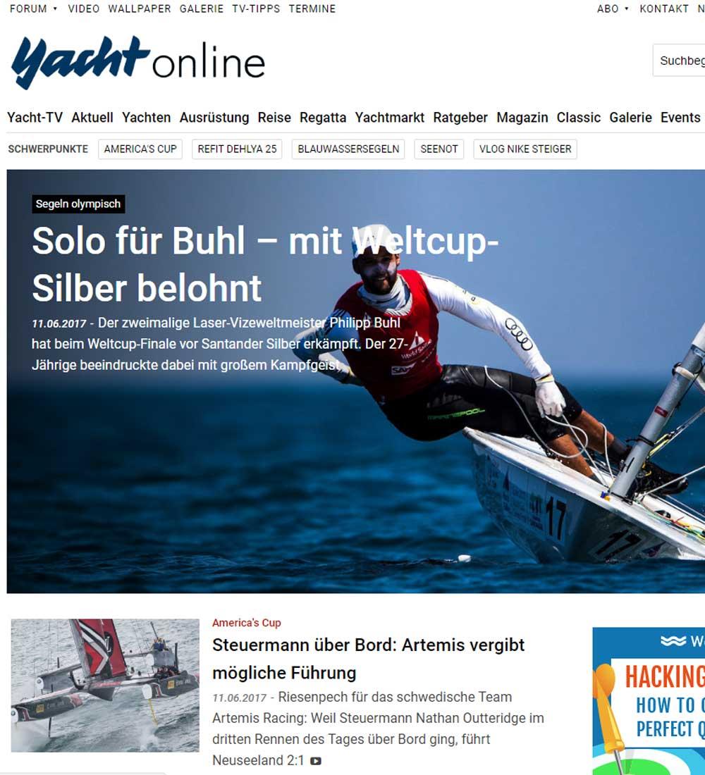 Yacht online